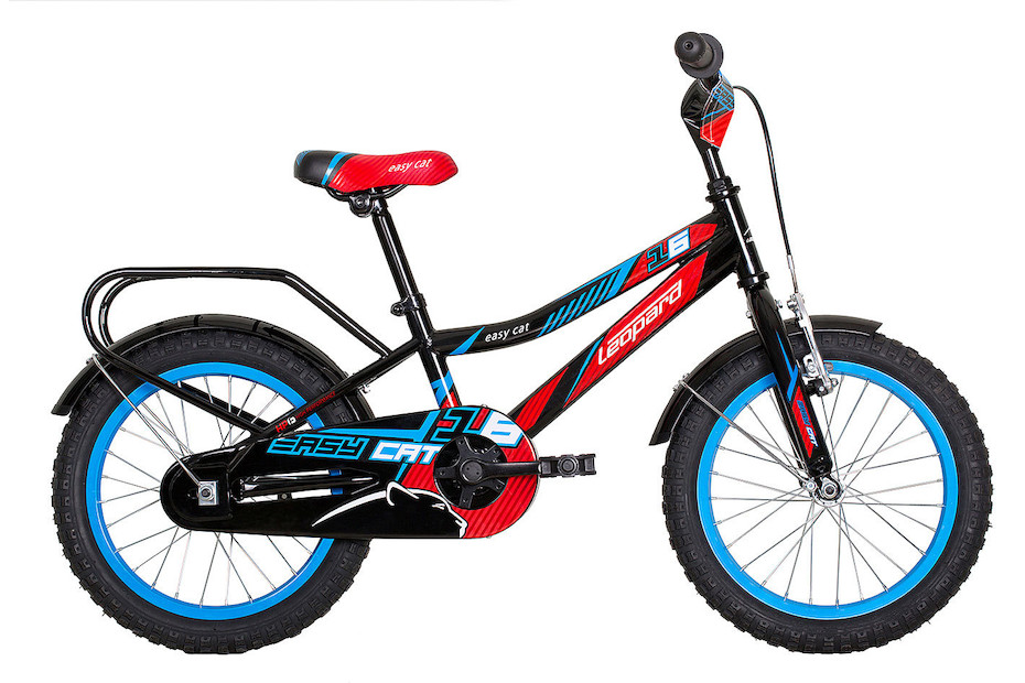 Leopard bici bambini Easy Cat 16